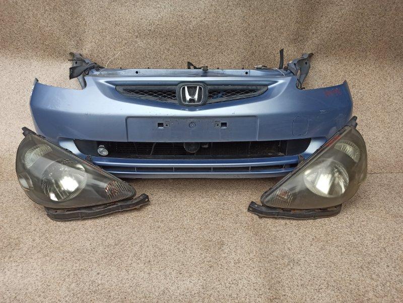 Nose cut Honda Fit GD1 L13A 2001