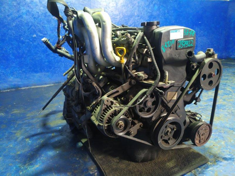 Двигатель Toyota Raum EXZ10 5E-FE 1999