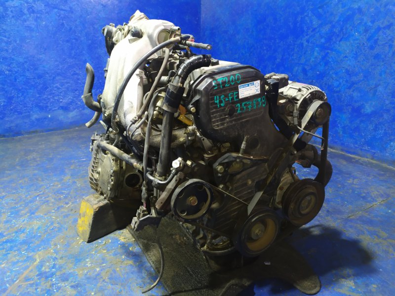 Двигатель Toyota Carina Ed ST200 4S-FE 1993