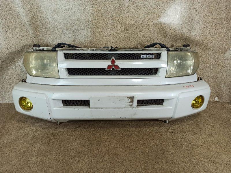 Nose cut Mitsubishi Pajero Io H66W 4G93 2000
