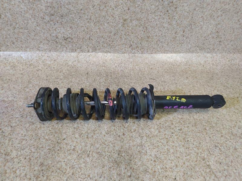 Стойка Toyota Raum EXZ10 5E-FE задняя