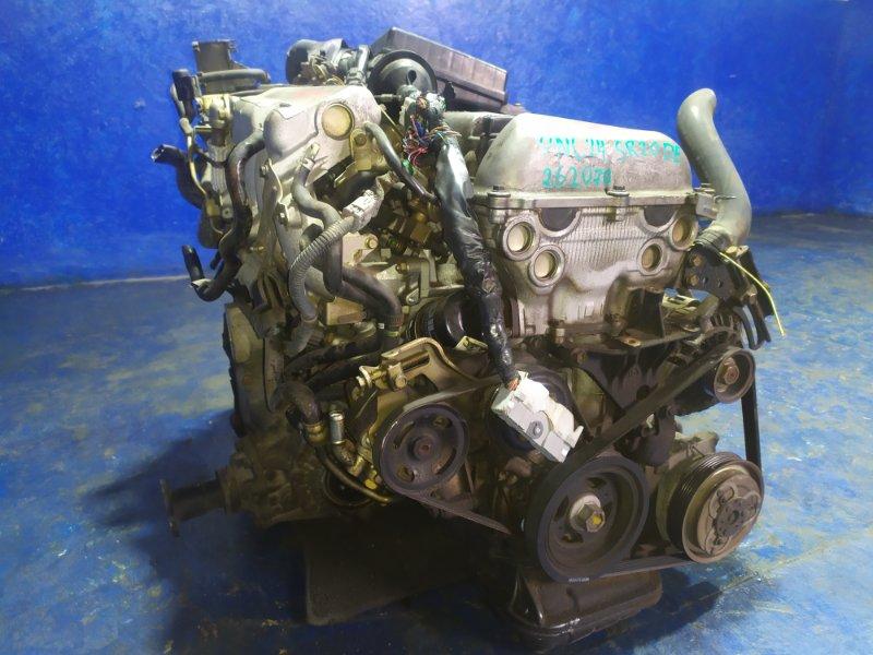 Двигатель Nissan Serena PNC24 SR20DE 2000
