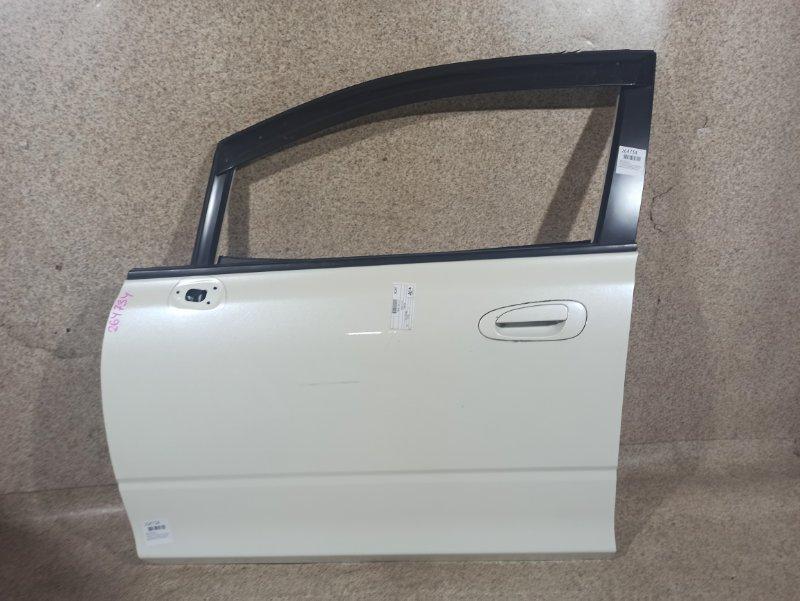 Дверь Honda Airwave GJ1 передняя левая