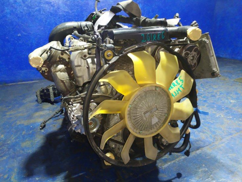 Двигатель Isuzu Elf NKR85 4JJ1T 2008