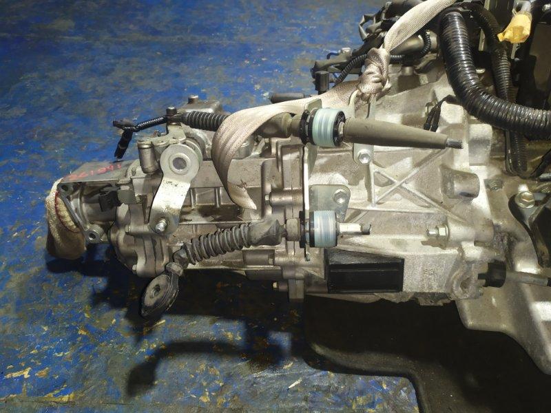 Мкпп Mazda Scrum DG17W R06A 2015