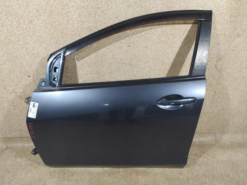 Дверь Mazda Demio DE3FS 2008 передняя левая