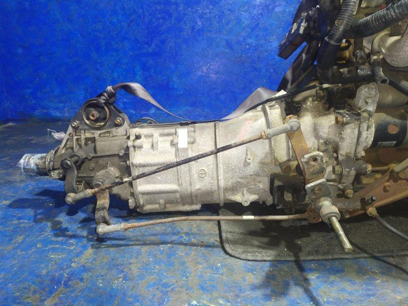 Мкпп Mazda Bongo SK82VM F8 1999