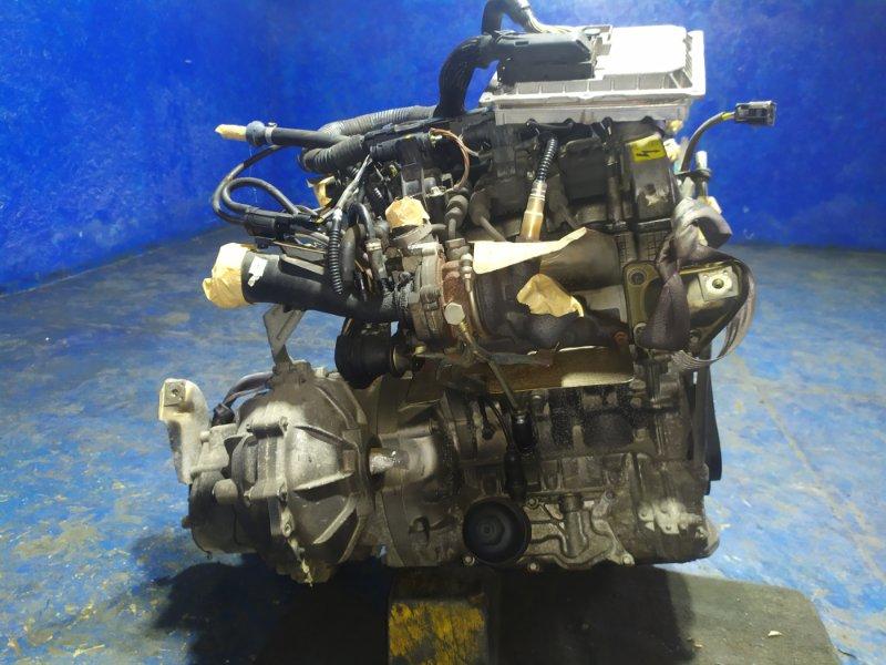 Двигатель Smart Fortwo W450.347 M160.910 2002
