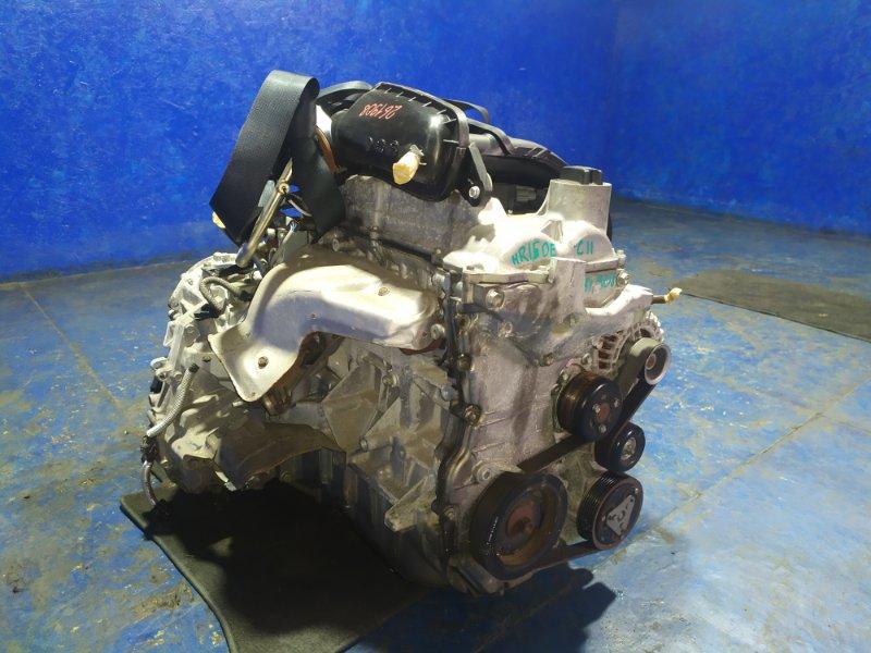 Двигатель Nissan Tiida C11 HR15DE 2009