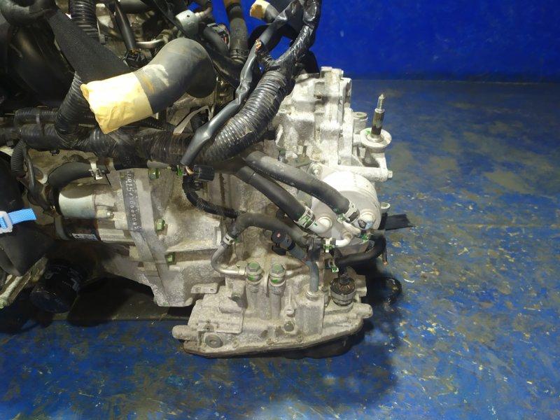 Акпп Nissan Tiida C11 HR15DE 2009
