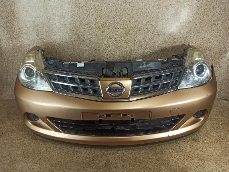 Nose cut Nissan Tiida C11 HR15DE 2008