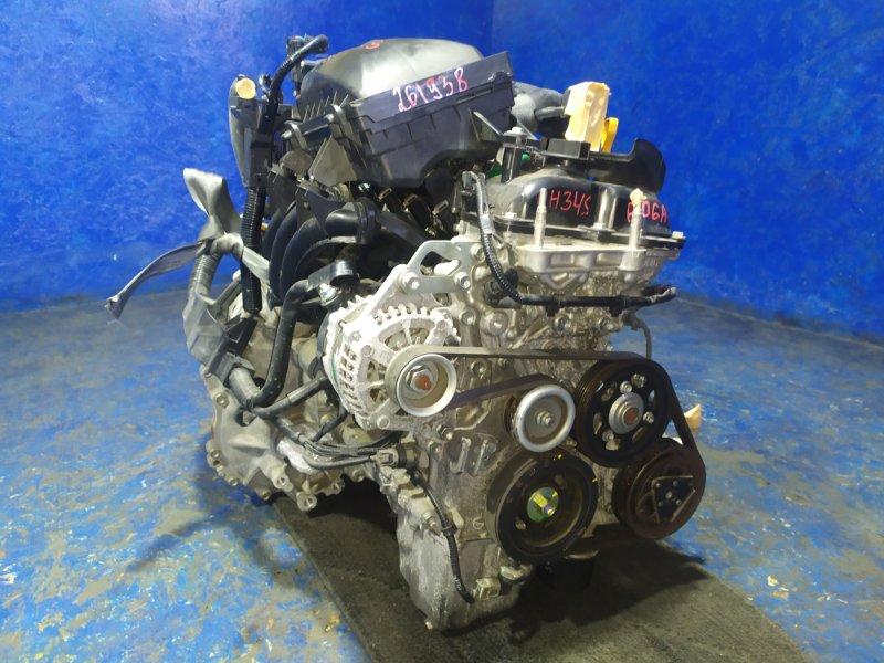 Двигатель Suzuki Wagon R MH34S R06A 2015