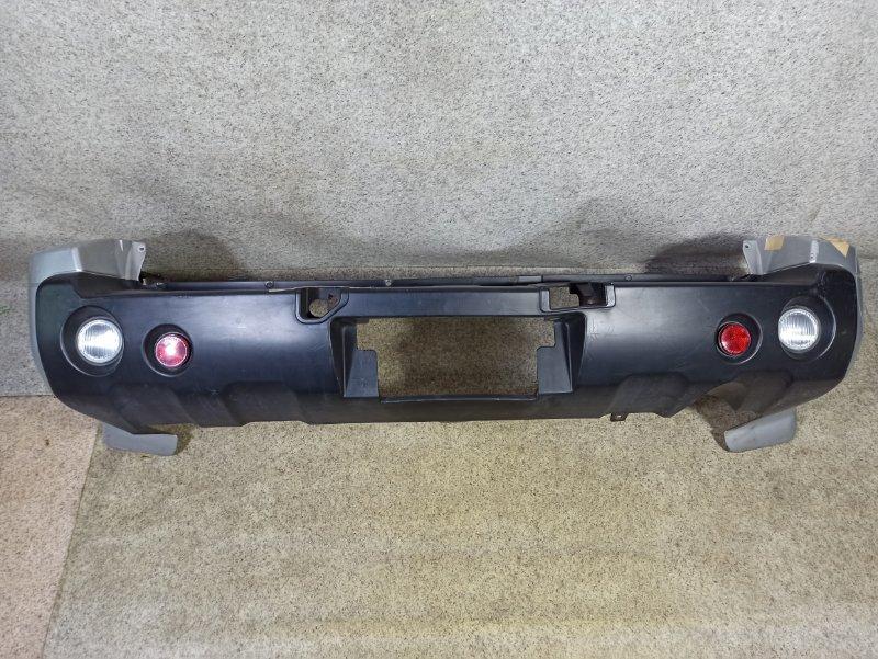 Бампер Mitsubishi Rvr N74W 1999 задний