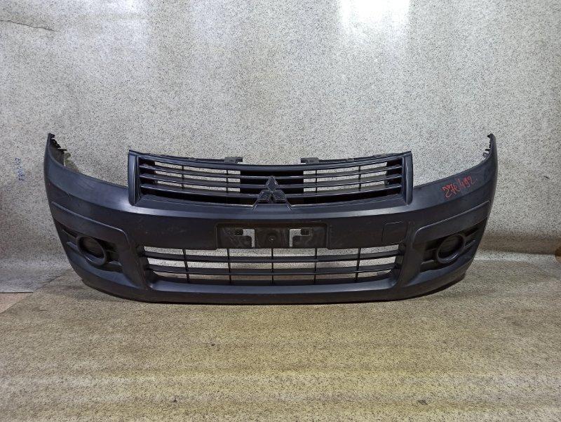 Бампер Mitsubishi Lancer VY12 2012 передний
