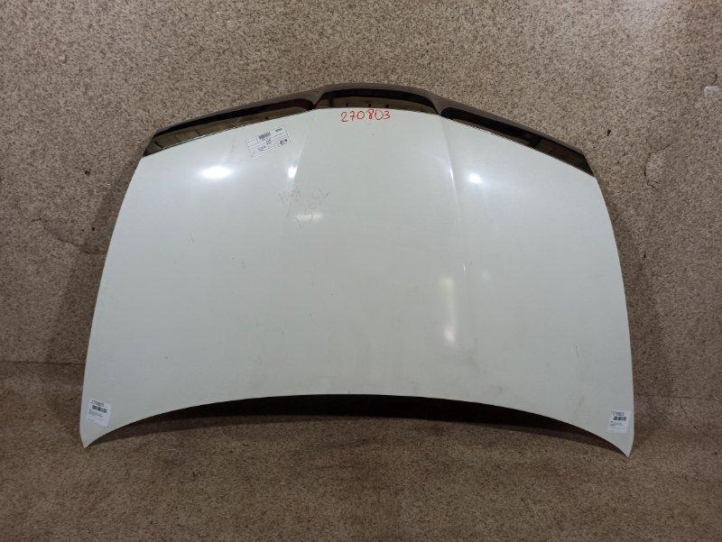 Капот Honda Airwave GJ1 2008