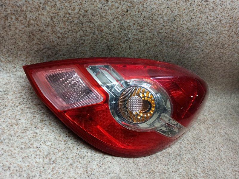 Стоп-сигнал Nissan Tiida C11 2009 задний правый