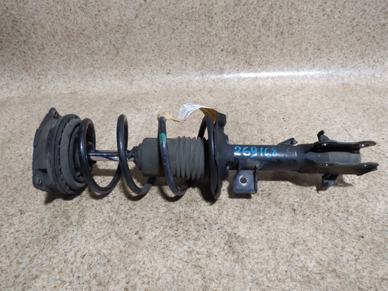 Стойка Nissan Tiida C11 HR15DE передняя правая