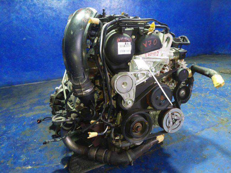 Двигатель Volvo V70 BW48 B4164T 2012