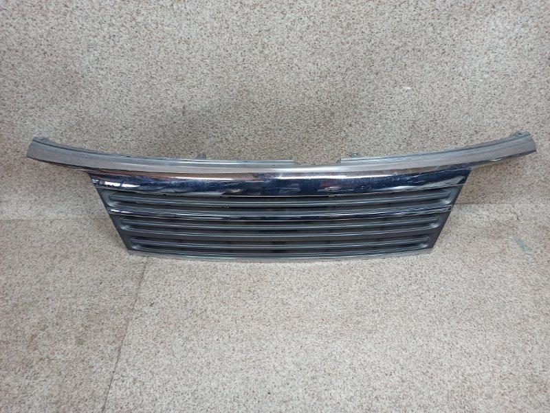 Решетка радиатора Nissan Elgrand E50 2001