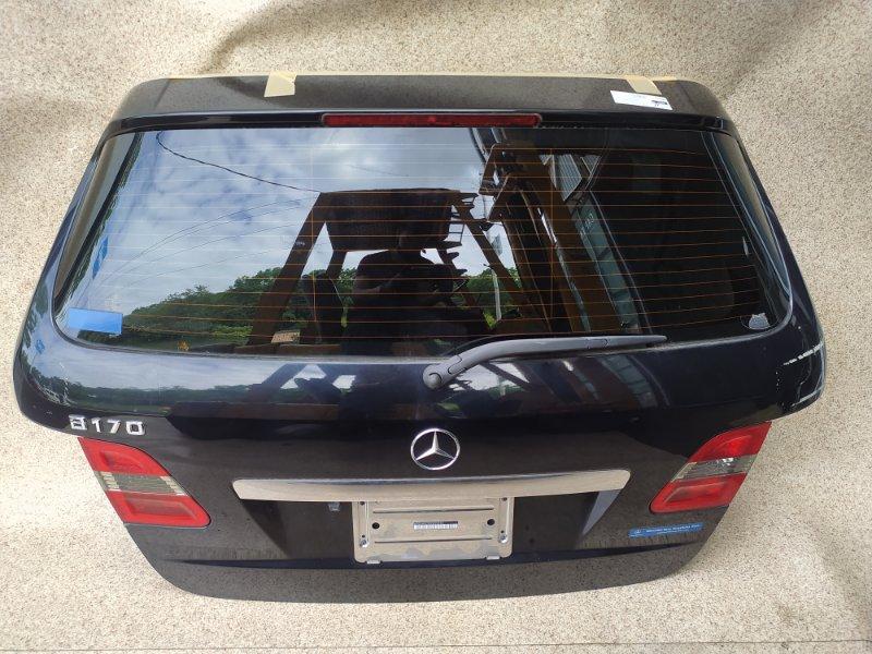 Дверь задняя Mercedes-Benz B-Class W245 2007 задняя