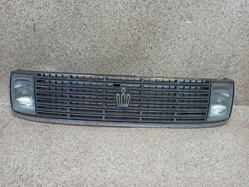 Решетка радиатора Toyota Crown UZS131 1991