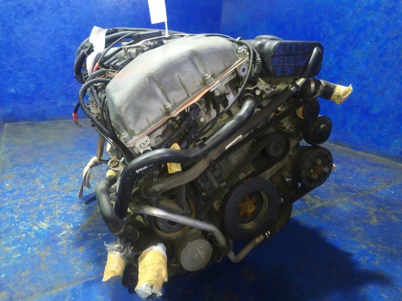 Двигатель Bmw 3-Series E90 N52B25A 2006
