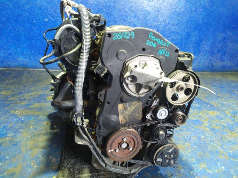 Двигатель Peugeot 206 VF32DNFUR TU5JP4 2005