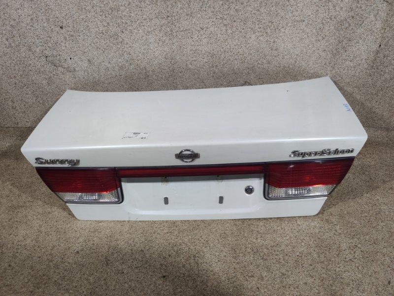 Крышка багажника Nissan Sunny FB15 1999
