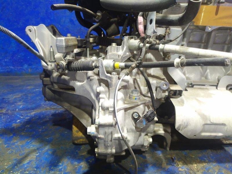 Мкпп Honda Fit GE6 L13A VTEC 2012