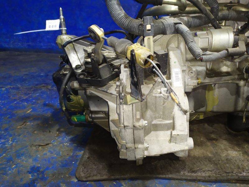 Мкпп Nissan March AK12 CR12DE 2010