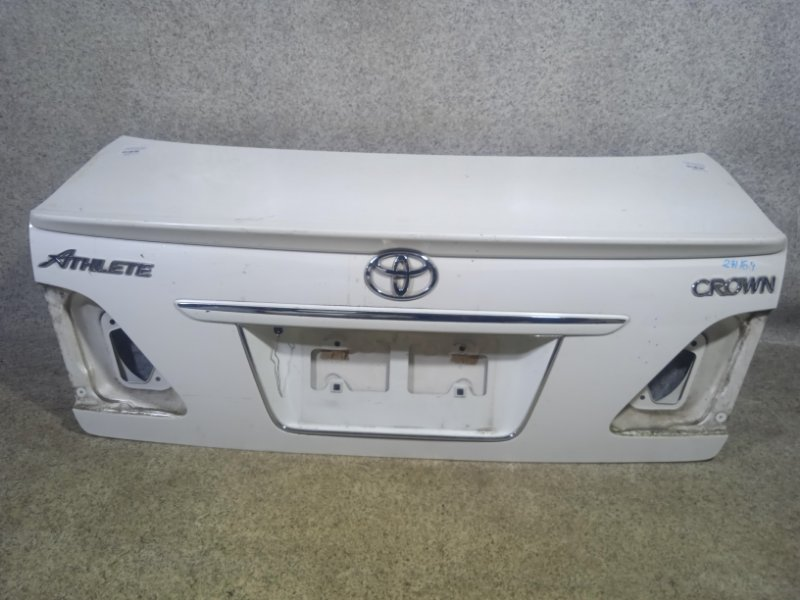 Крышка багажника Toyota Crown GRS182 3GR-FSE 2004