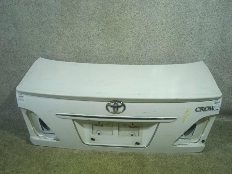 Крышка багажника Toyota Crown GRS182 2004