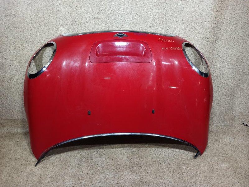 Капот Mini Hatch R56