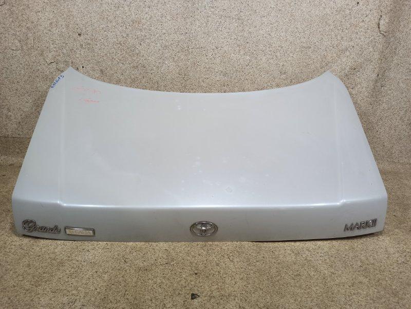 Крышка багажника Toyota Mark Ii GX90 1996