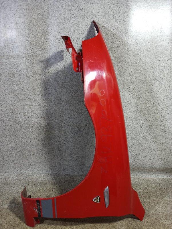 Крыло Alfa Romeo 147 937 2006 переднее левое