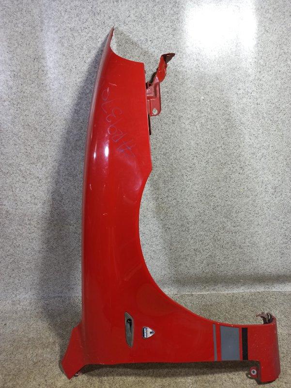 Крыло Alfa Romeo 147 937 2006 переднее правое