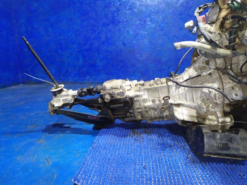 Мкпп Suzuki Jimny JB23W K6A-T 2001