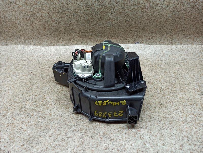 Мотор печки Bmw 1-Series E87