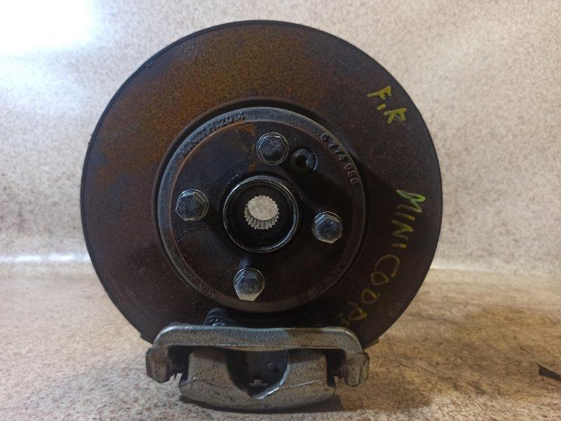 Ступица Mini Hatch R56 M14B16AB передняя правая