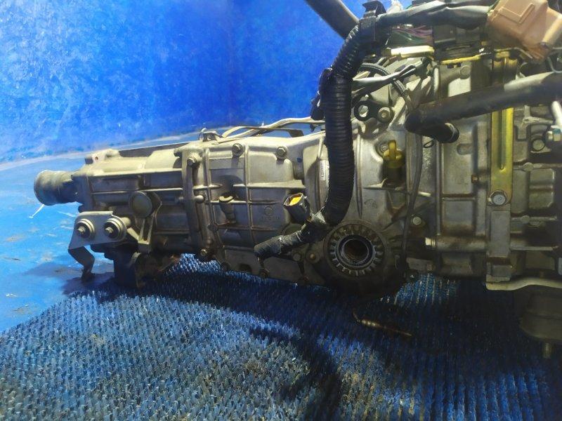 Мкпп Subaru Legacy BP5 EJ204 2006