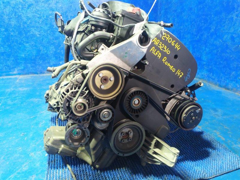Двигатель Alfa Romeo 147 AR32310 2004