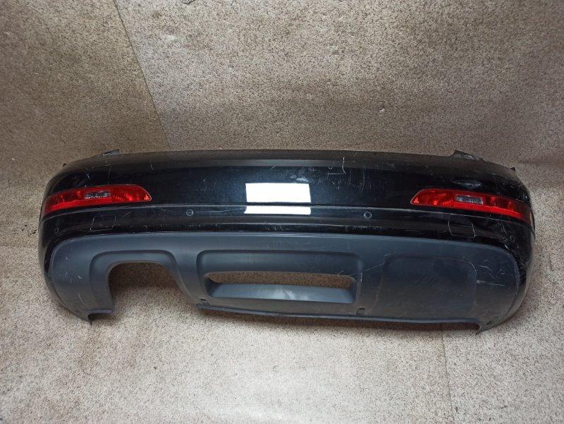 Бампер Audi Q3 8UB 2012 задний
