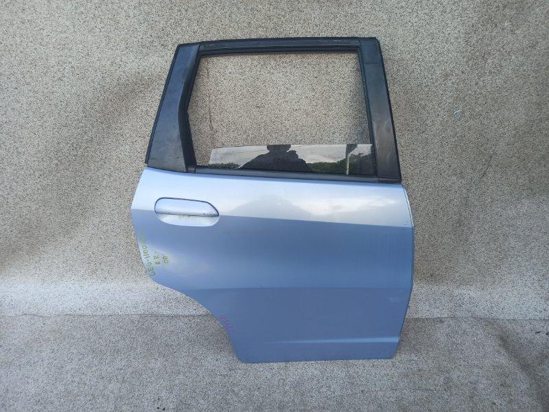 Дверь Honda Fit GE6 2008 задняя правая