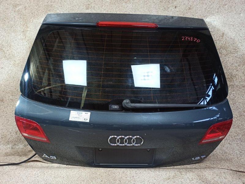 Дверь задняя Audi A3 8PA