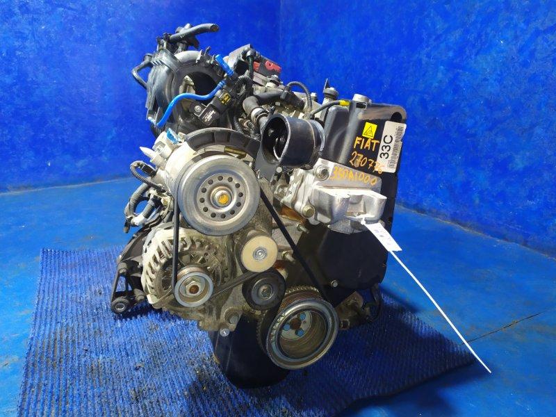 Двигатель Fiat Punto 350A1000
