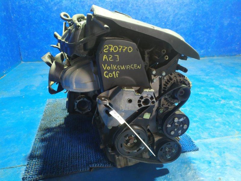 Двигатель Volkswagen Golf 1J1 AZJ