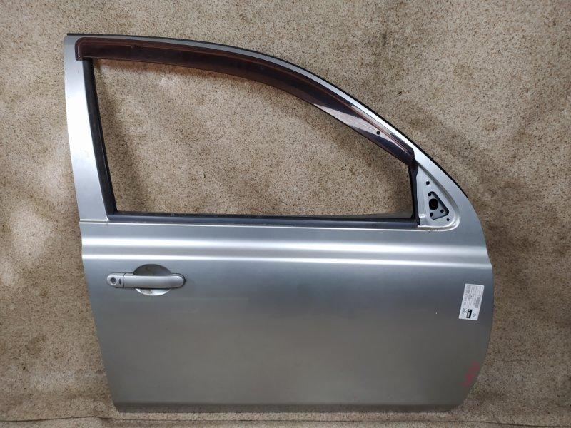 Дверь Nissan March AK12 2002 передняя правая