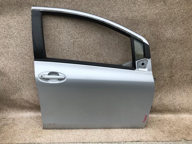 Дверь Toyota Vitz SCP90 2006 передняя правая