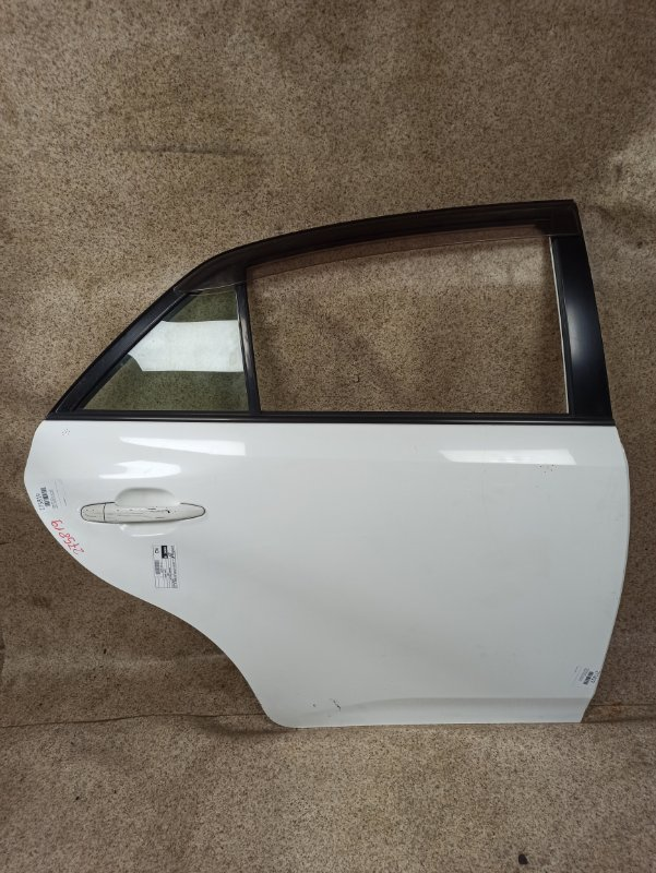 Дверь Toyota Allion NZT260 2009 задняя правая