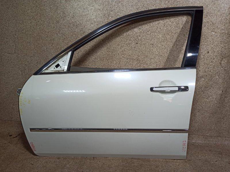 Дверь Nissan Fuga PY50 2006 передняя левая